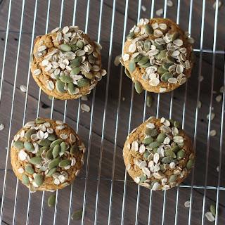 Vegan Pumpkin Spice Muffin