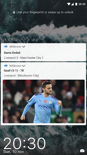 365Scores - Live Scores and Sports News 9.0.5 screenshots 4