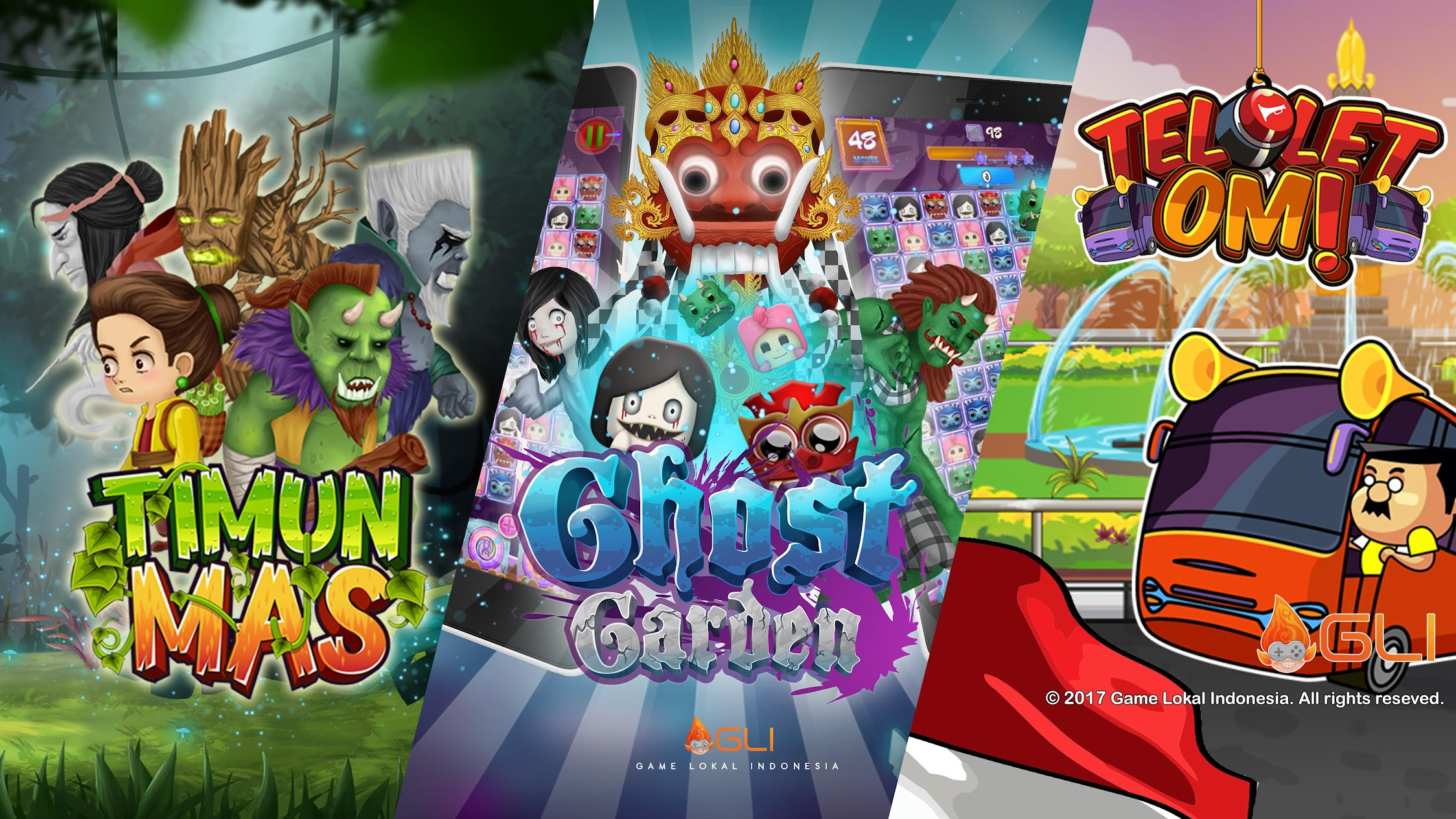 Android Apps by Game Lokal Indonesia on Google Play