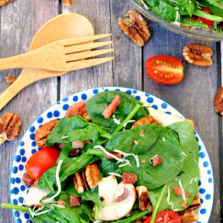 Bacon Spinach Salad
