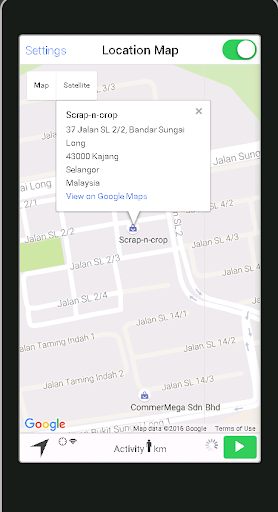 Go Location v1.0.1