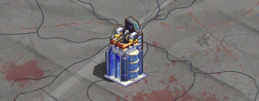 ラストエスケイプ 発射台