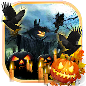 Halloween Sounds Live Wallpaper Android APK Download Free By SweetMood