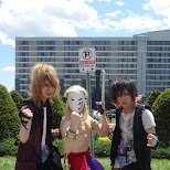 DaizyStripper in Toronto at Anime North 2014 in Mississauga, Ontario, Canada