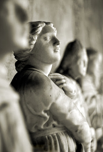 Profili di pietra di Barbara Corvino