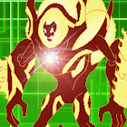 Ultimate Alien Heatblast Xenoverse icon