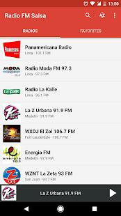 Radio FM Salsa - náhled