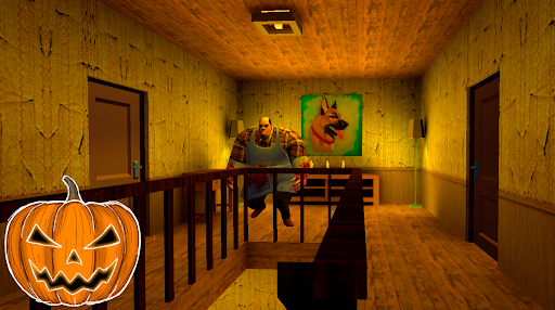 Mr. Dog: Scary Story of Son. Horror Game apkmr screenshots 1