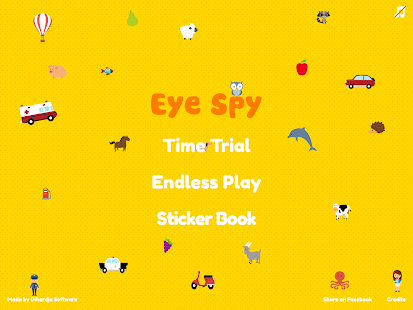Kidi Eye Spy- screenshot thumbnail
