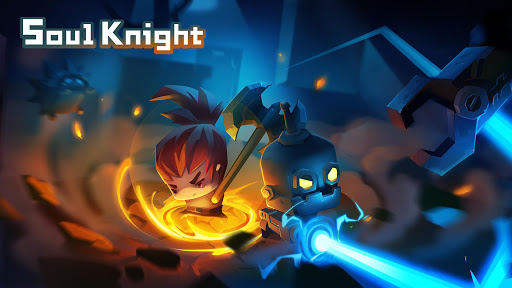 Soul Knight  gameplay | by HackJr.Pw 9