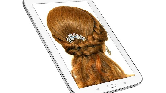 Hairstyle Changer for Girl App Android Apps on Google Play