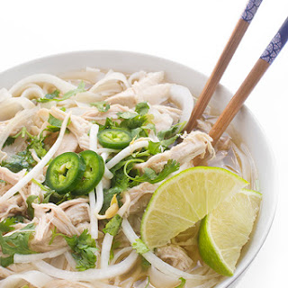 Slow Cooker Chicken Pho.