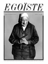 Photo: Égoïste, 1999, (photo : Richard Avedon)