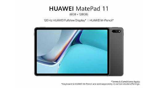 Huawei Malaysia set to launch new MatePad 11 on July 27, features Snapdragon 865 chip