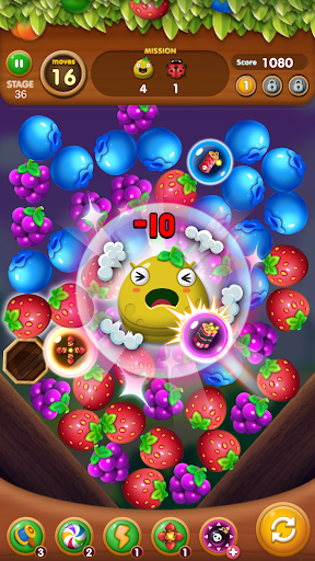 Fruits Crush - Link Puzzle Game 1.0025 screenshots 9