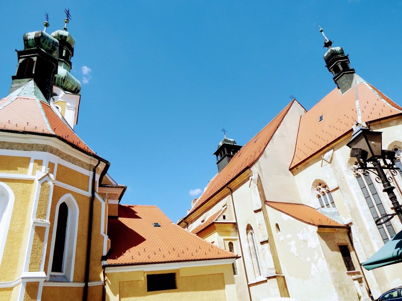 Kőszeg - Szent Jakab apostol rk. templom (öregtemplom)