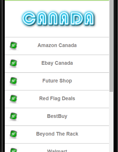download canada online shopping sites google play softwares atgb3c1qkviu mobile9. Black Bedroom Furniture Sets. Home Design Ideas
