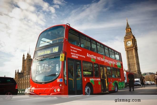 London Public Buses