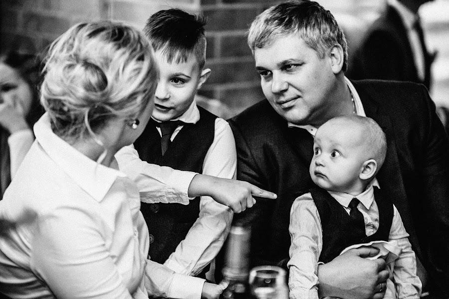 Wedding photographer Vasiliy Tikhomirov (BoraBora). Photo of 24.03.2016