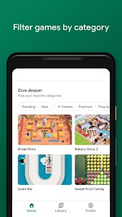 Google Play Games Apk 4