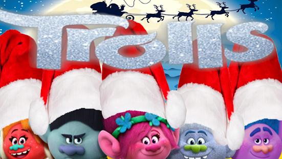 Trolls Christmas Holiday - náhled