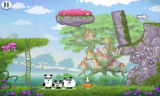 3 Pandas Fantasy Escape, Adventure Puzzle Game android2mod screenshots 1