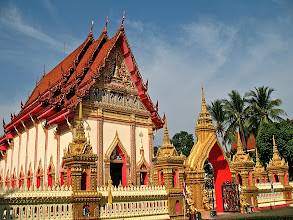 Photo: Wat Si Thep, Nakhon Phanom