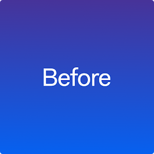 Minimalist launcher for focus Before Launcher 3.0.8 (Premium) (SAP) by Before Labs logo