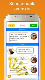 Tocomail - Email for Kids Screenshot 2