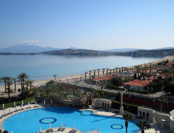 Çeşme Hotel View