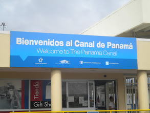 Photo: We have arrived in Panama!