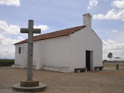 Ermita de San Sebastián en Alcaracejos