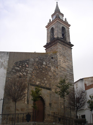Iglesia de San Pedro en Villaralto
