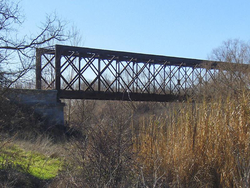 Puente de Hierro-Vía Verde