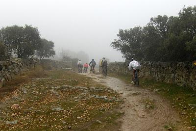 Carril-bici en Butarque