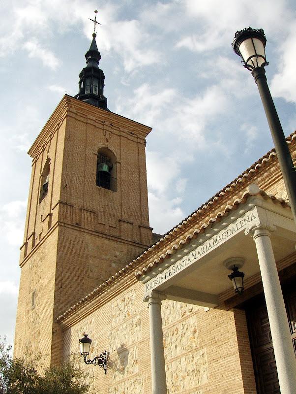Iglesia Magdalena Carranque