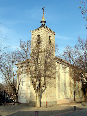 Iglesia San Andrés en Cubas de la Sagra