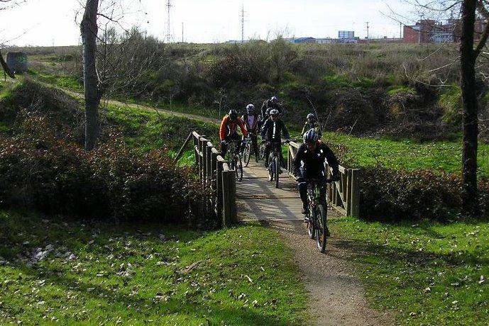 Ruta Trankila Leganés