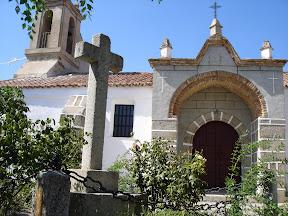 Iglesia de Santa Catalina en Fuente La Lancha