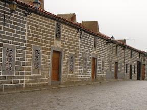 Fachadas de Tiras en Añora