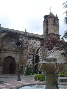 Iglesia de San Mateo en Villanueva del Duque