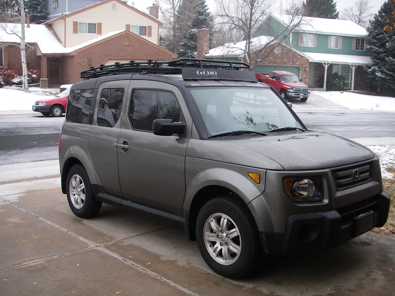 Honda Element Roof Top Tent Amp Attached Images