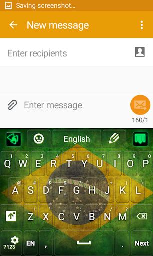 玩免費個人化APP|下載ブラジルのキーボード app不用錢|硬是要APP