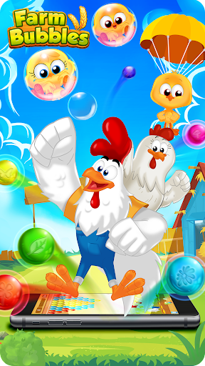 Farm Bubbles - Bubble Shooter Puzzle Game 1.9.48.1 screenshots 4