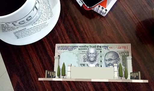 Gandhiji AR screenshot 2