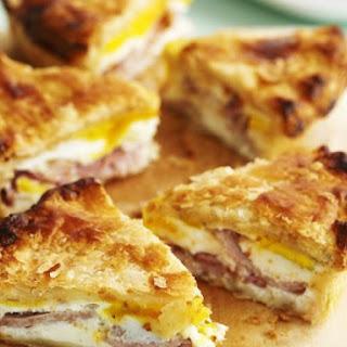 Breakfast Quiche Tart