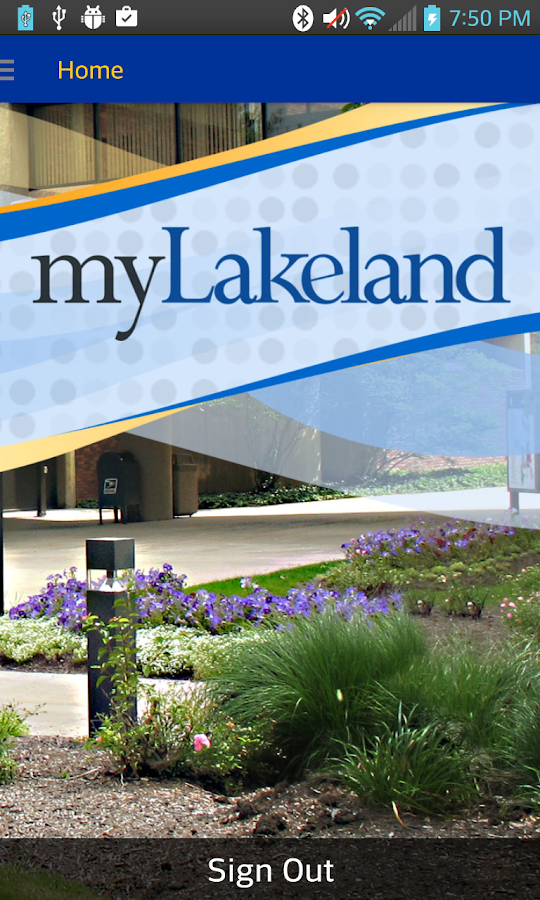 myLakeland- screenshot