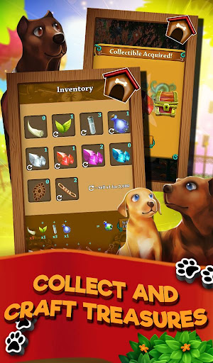 Match 3 Puppy Land - Matching Puzzle Game apkmr screenshots 3
