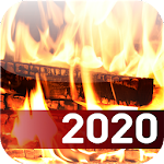 Natural Fireplace: Ambient Fire Sounds 2.6.2