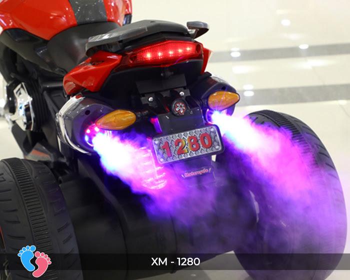 Xe moto điện cho bé XM-1280 19